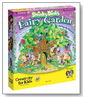 Creativity For Kids Fairy Garden