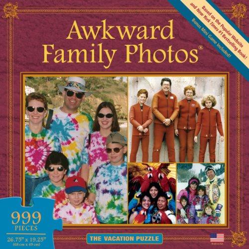 Awkward Family Photos Vacation Puzzle