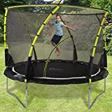 Plum 10ft Whirlwind Trampoline and Enclosure plus FREE LADDER (30192)