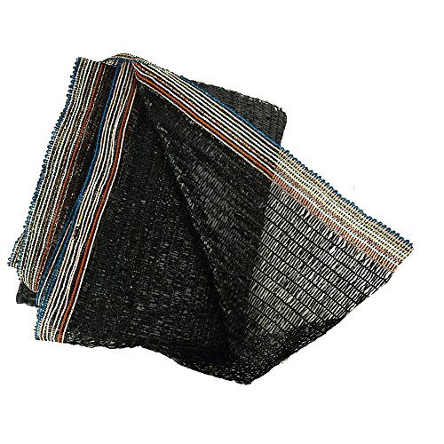 40% Black 6.5'x10' Sun Mesh Shade Sunblock Shade Cloth UV Resistant Net For Garden Flower Plant (Shade Cover compare prices)