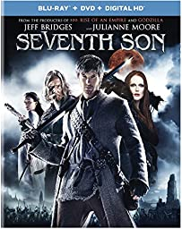 Seventh Son (Blu-ray +  DVD + DIGITAL HD)
