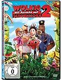 DVD Cover 'Wolkig mit Aussicht auf Fleischbällchen 2