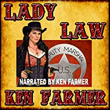 Lady Law: The Nations, Book 6 Audiobook by Ken Farmer Narrated by Ken Farmer