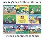 Disney-Figuren bei der Arbeit - Mint...