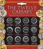The Twelve Caesars - Münzen 12er Set hergestellt von Ashmolean