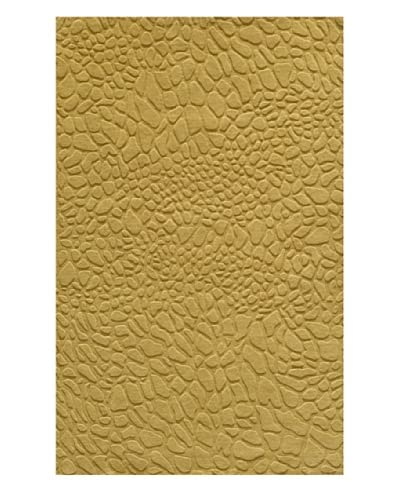 Momeni Gramercy Collection Rug, Gold, 2' x 3'