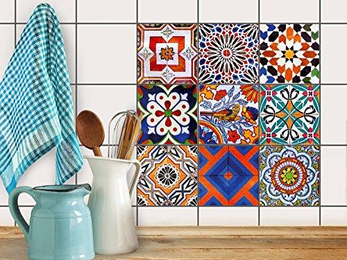 fliesen kleben dekorativ aufkleber folie sticker badfolie k chen fliesen badgestaltung 20x20. Black Bedroom Furniture Sets. Home Design Ideas