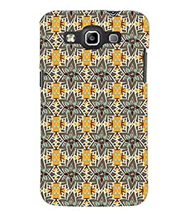 PrintDhaba Pattern D-5208 Back Case Cover for SAMSUNG GALAXY WIN i8552 (Multi-Coloured)