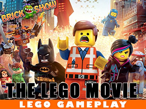 The LEGO Movie Video Gameplay