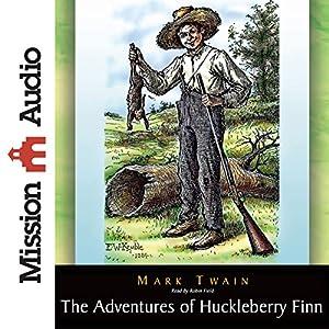 The Adventures of Huckleberry Finn Hörbuch