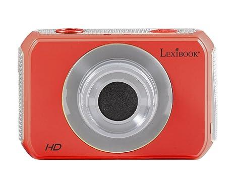 Lexibook -DJA200 - Caméra embarquée Full HD Tactile