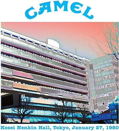 CD : CAMEL - Kosei Nenkin Hall Tokyo January 27 1980