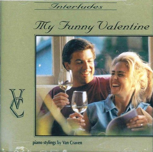 Original album cover of My Funny Valentine by Van Craven