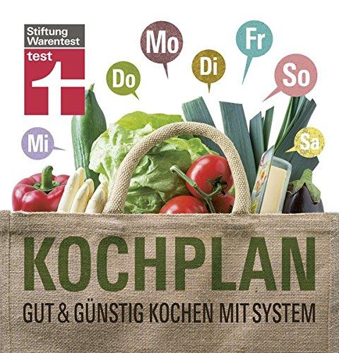Image of Kochplan: Gut & günstig kochen mit System