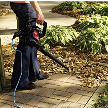 Toro 51585 Power Sweep Electric Leaf Blower, 7 Amp 2-Speed