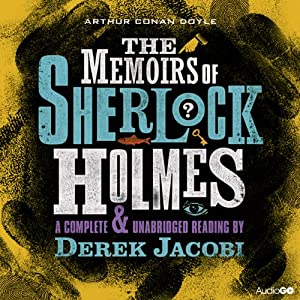 The Memoirs of Sherlock Holmes (Dramatised) Radio/TV Program