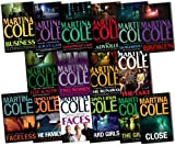 Martina Cole 16 Books Collection Pack Set RRP: £130.65 (The Take, The Know, Broken, Faceless, Mauras Game, Close, The Business, The Graft, The Runaway, The Family, The Ladykiller, Goodnight Lady, Faces, Dangerous Lady, Hard Girls, Two Women) Martina Cole