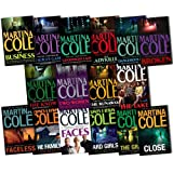 Martina Cole 16 Books Collection Pack Set RRP: �130.65 (The Take, The Know, Broken, Faceless, Mauras Game, Close, The Business, The Graft, The Runaway, The Family, The Ladykiller, Goodnight Lady, Faces, Dangerous Lady, Hard Girls, Two Women)by Martina Cole