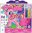 My Little Pony Full Size Sketch Portfolio with Art Set