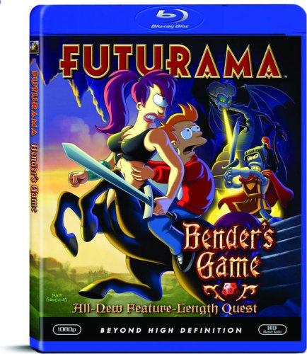 Futurama: Bender's Game / ��������: ���� ������� (2008)