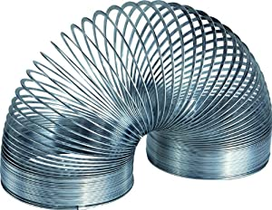 MAGIC RETRO SLINKY BOUNCY SPRING METAL FUN KIDS TOY COIL GIFT NEW SET BOUNCING