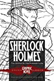 Sir Arthur Conan Doyle SHERLOCK HOLMES The Hound of the Baskervilles (Dover Graphic Novel Classics)