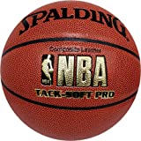 Spalding® Basketball Official NBA Tacksoft Pro (Ca. 69 cm, Größe 5, 480 g)