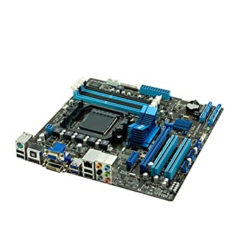 ASUS Micro ATX DDR3 2000 AMD AM3 Motherboard