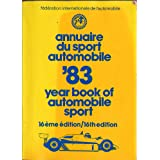 FIA Yearbook of Automobile Sport '83 ~ federation...