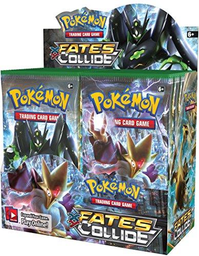 Pokemon 13710-S XY - Carte da gioco (Confezione da 10)