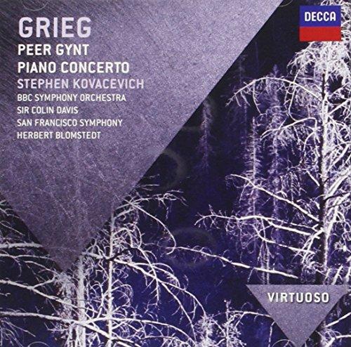 Edvard Grieg - Grieg: Piano Concerto; Peer Gynt - Zortam Music