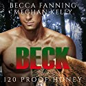 Beck: 120 Proof Honey, Book 4 Audiobook by Becca Fanning Narrated by Meghan Kelly