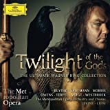 Deborah Voigt, Jonas Kaufmann Bryn Terfel Twilight of the Gods: The Ultimate Wagner Ring Collection by Bryn Terfel, Deborah Voigt, Jonas Kaufmann (2012) Audio CD