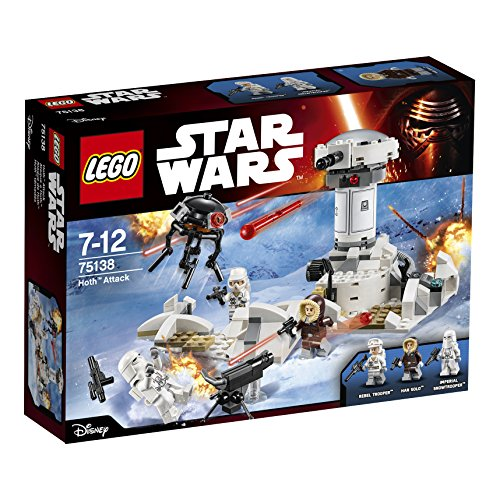 SW-HothT Attack (Lego Imperial Probe compare prices)