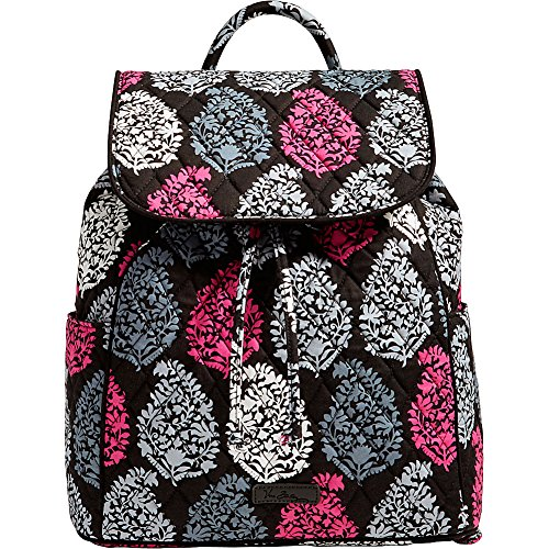 Vera Bradley Drawstring Backpack, Northern Lights, One Size