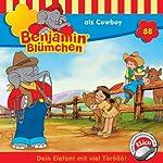 Benjamin als Cowboy (Benjamin Blümchen 88) | Ulli Herzog,Klaus-Peter Weigand
