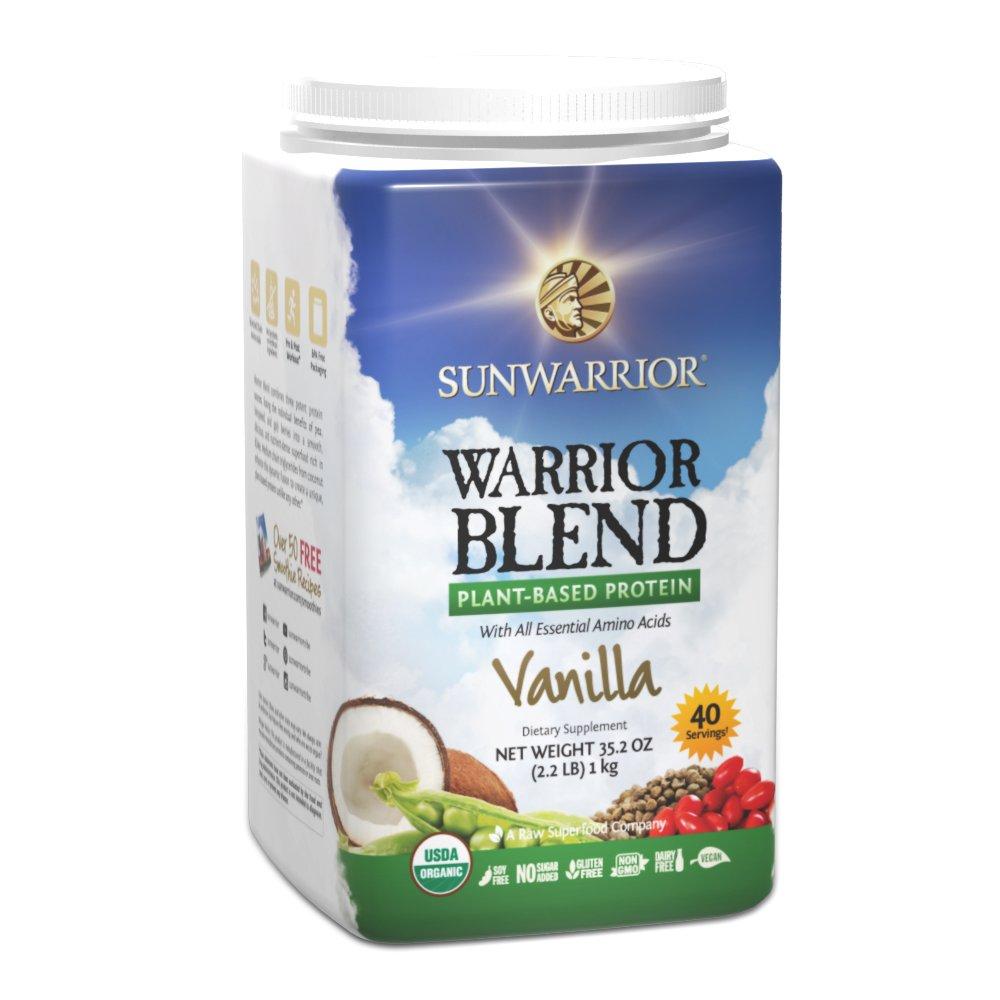 Sunwarrior veganes Proteinpulver bei amazon bestellen