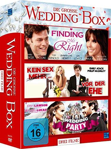 Die große Wedding Box (3 Disc Set)