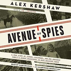 Avenue of Spies Audiobook