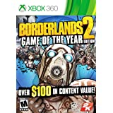 Borderlands 2: Game of the Year Edition Xbox360