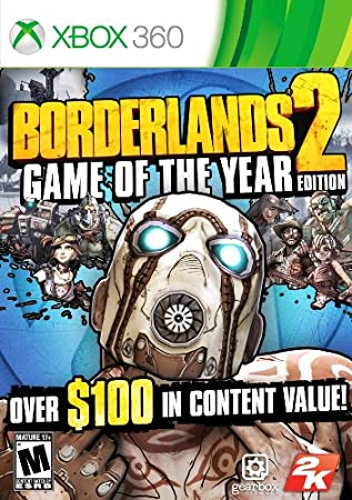 Borderlands 2: Game of the Year Edition