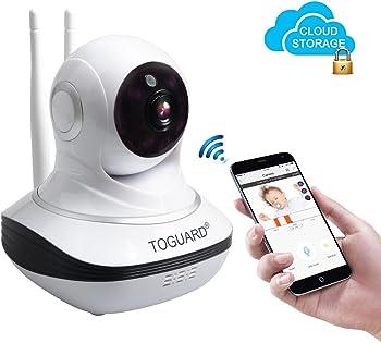 Toguard AP10 Cloud Storage Wireless Security Camera
