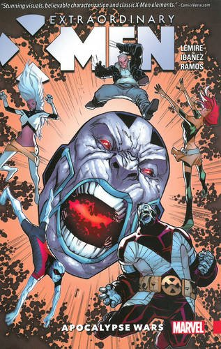 Extraordinary X-Men Vol. 2: Apocalypse Wars (X Men Book)
