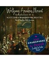 Mozart: Symphonies Nos. 38-41 [Hybrid SACD]