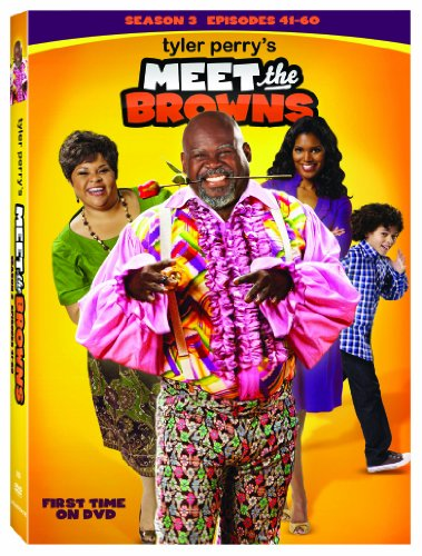 cast and crew of tyler perrys meet the browns