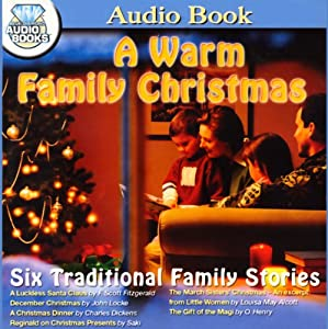 A Warm Family Christmas Audiobook