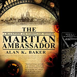 The Martian Ambassador | [Alan K. Baker]