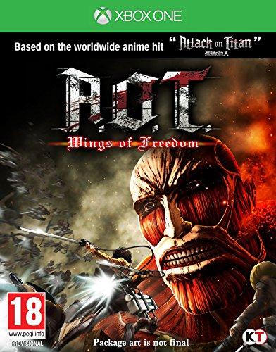 Attack On Titan A.O.T. Wings of Freedom (Xbox One) [Edizione: Regno Unito]