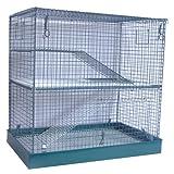 Cage à furet noire