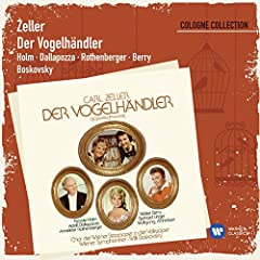 Der Vogelh�ndler � Operette in 3 Akten (1988 Remastered Version), Erster Akt: Dialog